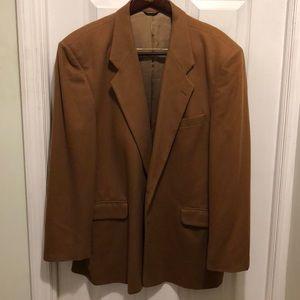 Fioravanti couture New York cashmere blazer 48R